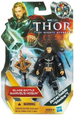 Thor The Mighty Avenger 09 Battle Blade Marvel,S Hogun 375 Inch