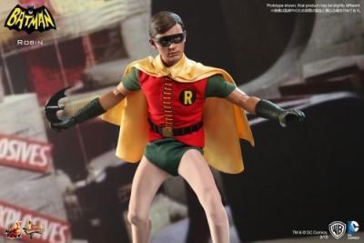 Batman Hotdc Comics 1966 Robin Sixth Scale