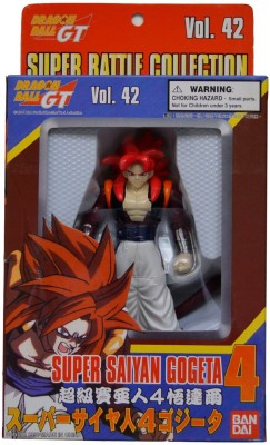 Bandai Dragon Ball l Super Saiyan Gogeta Action Figure