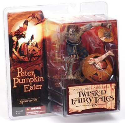 T M P Intl Twisted Fairy Tales Peter Peter Pumpkin Eater