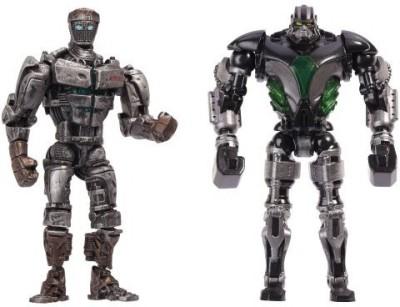Real Steel Versus 2 Packs Assortment 1 Atom Vs Zeus