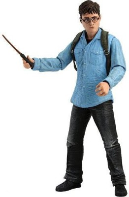 Other Manufacturer NECA Harry Potter Deathly Hallows Series 2 Action Figure Harry Potter Version 2