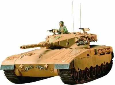 Tamiya 35127 1/35 Israeli Merkava Main Battle Tank