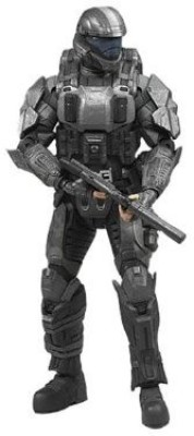 McFarlane Toys Halo 2009 Wave 3 Series 6 Odst Soldier The Rookie