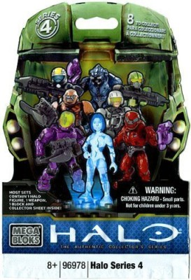 Mega Bloks Halo Microblind Packs (Styles May Vary)