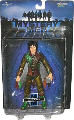Universal Mystery Men The Spleen As Portrayed Paul Reubens