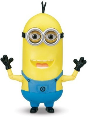 Thinkway Toys Minion Tim The Singing Action Figure