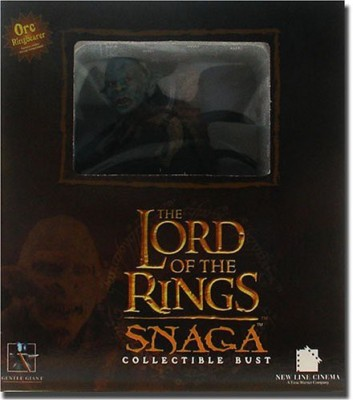 The Lord Of The Rings Gentle Giant Studios Le Seigneur Des Anneaux Buste Snaga