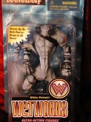 McFarlane Toys Wetworks Werewolf