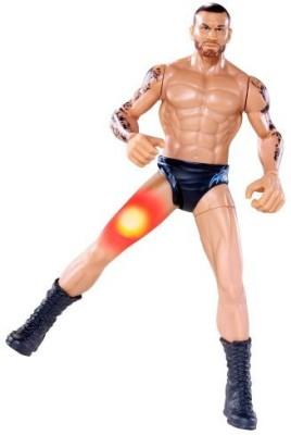 Mattel Wwe Flexforce Lightning Swing Kickin Randy Orton