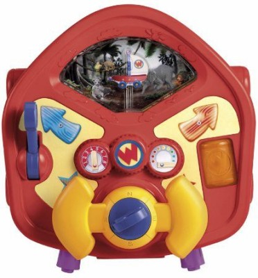 Wonder Pets Fisherprice Flyboat Skydriver