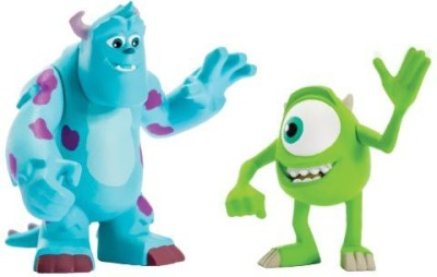 Monsters U Niversity Scare Pairs Ok Sulley & Mu Mike (Styles May Vary)