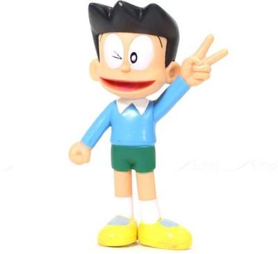 GRV Kreations Sneech Suneo Doraemon Friend Action Figure