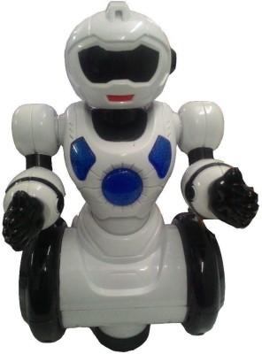 Shop & Shoppee 360 Degree Rotating Dancing Robot for Kids