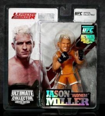 Round 5 MMA Round 5 Ufc Ultimate Collector Series 9 Limited Edition