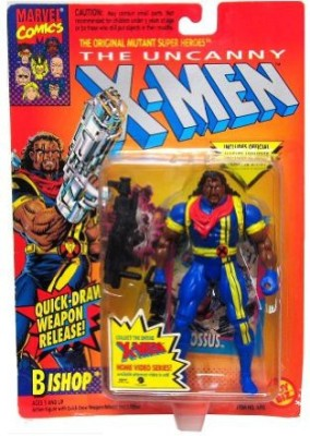 Marvel The Uncanny Xmen Bishop With Quick Draw Release(Multicolor)