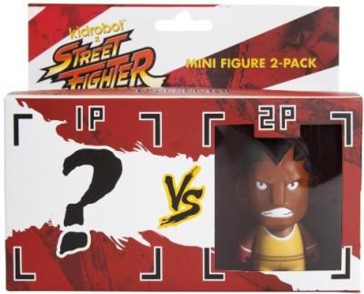 Kidrobot Street Fighter Balrog Mini 2Pack