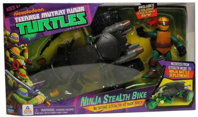 Teenage Mutant Ninja Turtles Stealth Bike