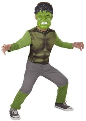 Marvel Avengers Dress-Up Marvel Hulk