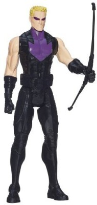 Marvel Titan Hero Series Marvels Hawkeye Figure