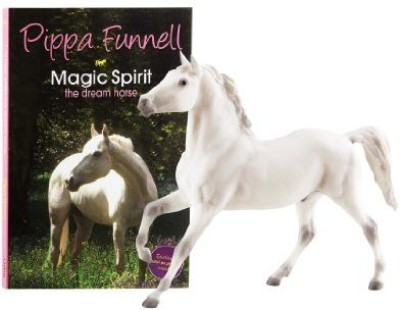 Breyer Pippa Funnell,S Magic Spirit Horse And Book