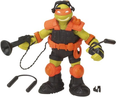 Teenage Mutant Ninja Turtles Teenage Mutant Ninja Turtles Stealth Tech Michelangelo Action Figure