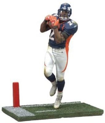Lucky Yeh International, Ltd Mcfarlane Nfl Series 16 Champ Bailey Denver Broncos