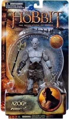 Unknown Hobbit Desolation Of Smaug 6 Inch Collector Azog