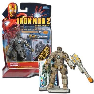 Marvel Iron Man 2 Movie Figure Iron Man Mark I