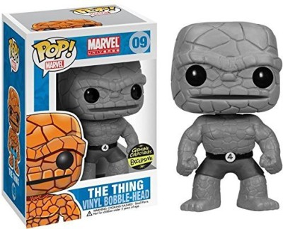 Funko Marvel Pop Marvel The Thing Exclusive Vinyl Bobble Head
