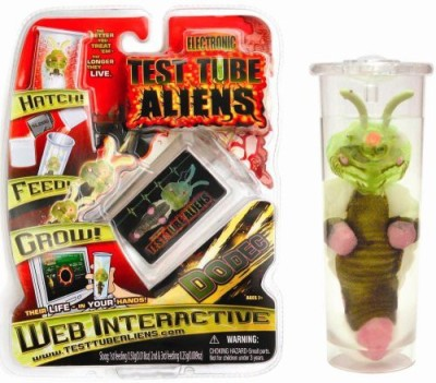 4Kidz, Inc. Test Tube Aliens Evil 1 Dodec
