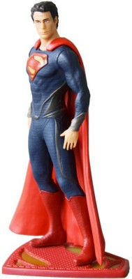 Anokhe Collections Man Of Steel Collectible Statue