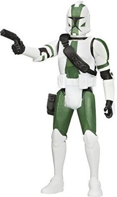 Star Wars Saga Legends Clone Commander Gree
