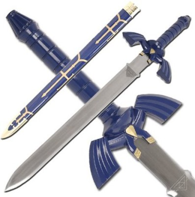 Legend of Zelda Twilight Princess Hylian Link Fullsize Sword