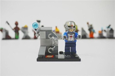 Make Money Lot Of 8 Guardians Of The Galaxy Minis Building Blocks