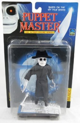 Puppet Master Series 1 Blade (White Trenchcoat)