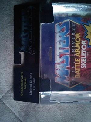 Masters of the Universe Commemorative Series Ii Battle Armor Skeletor