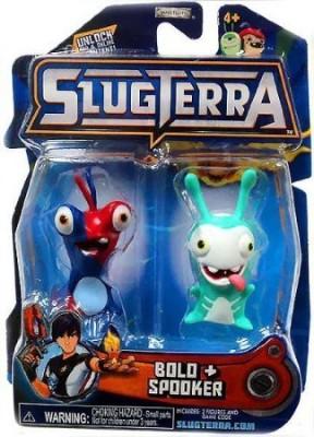 Animewild Slugterra Series 2 Mini 2Pack Bolo & Spooker