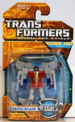 Hasbro Legends Transformers Hunt for the Decepticons Mini Action Figure - Starscream