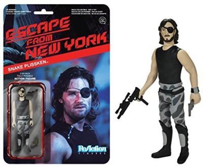Escape from New York Snake Plissken Funko X Super 7 X Re Series
