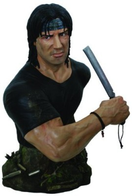 Hollywood Collectibles Rambo 12 Scale Bust