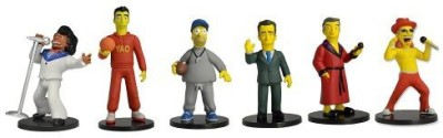5Star-TD The Simpsons25Th Anniversary Series 1 Collectible Minis