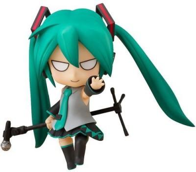 Good Smile Company - Shuukan Hajimete no Miku Hatsune Nendoroid figurine PVC Miku Hat