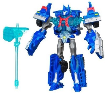 Transformers Prime Cyberverse Your World Commander Class Series 2 - Ultra Magnus