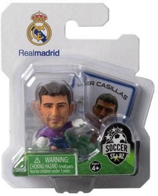 Soccerstarz Real Madrid Iker Casillas - Home Kit 2014 Figure