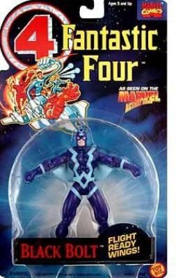 Fantastic 4 Fantastic Four Black Bolt