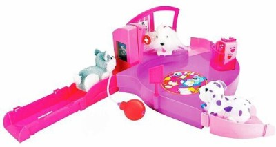 Character Options Zhu Zhu Puppies Vet Playset