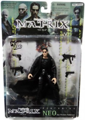 The Matrix Neo Aka Thomas Anderson