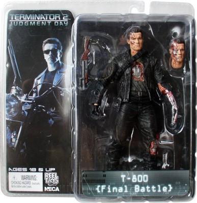 Terminator Neca 2 Judgement Day Series 2 T800 Final Battle
