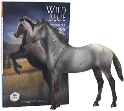 Breyer Wild Blue: Classics Horse and Book Set